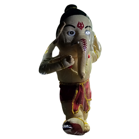 Lord Ganesha Soft Toys
