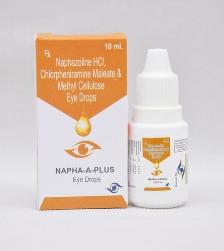 ophthalmic eye drops