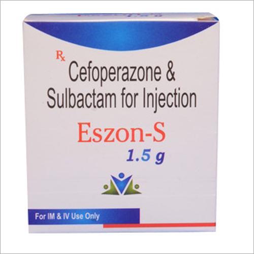 Cefoperazone & Sulbactam for Injection