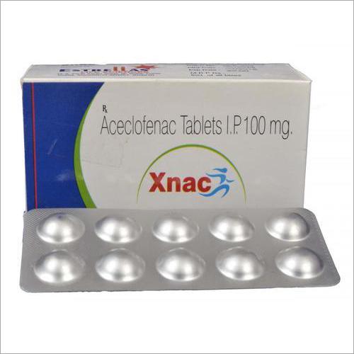 Aceclofenac Tablets Ip General Medicines