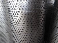 CR perforated sheet