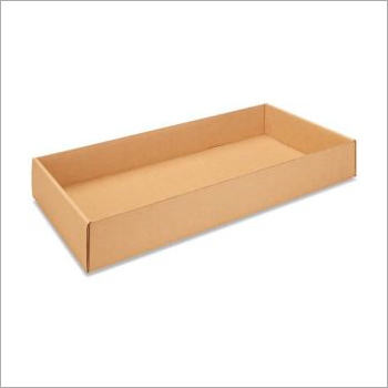 Brown Paper Corrugated Tray
