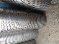 Industrial CR Perforated Sheet