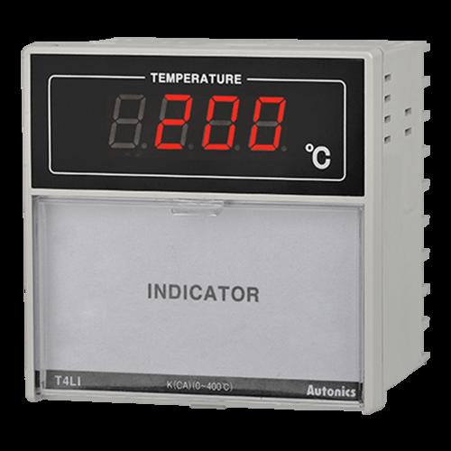 Autonics T4LI-N4NK8C-N Temperature Controller