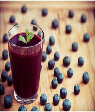 Blue Berry Juice