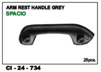 Arm Rest Handle Grey Spacio