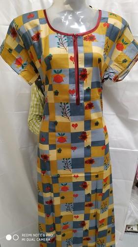 Cotton Designer Nighty