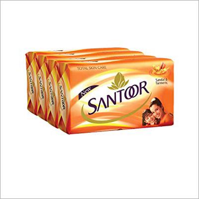 Santoor Soap Bar