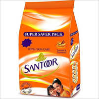 Sandal And Turmeric Santoor Soap