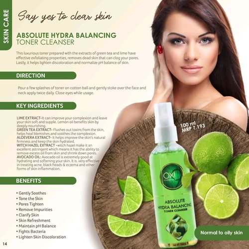 oxi9 beauty product