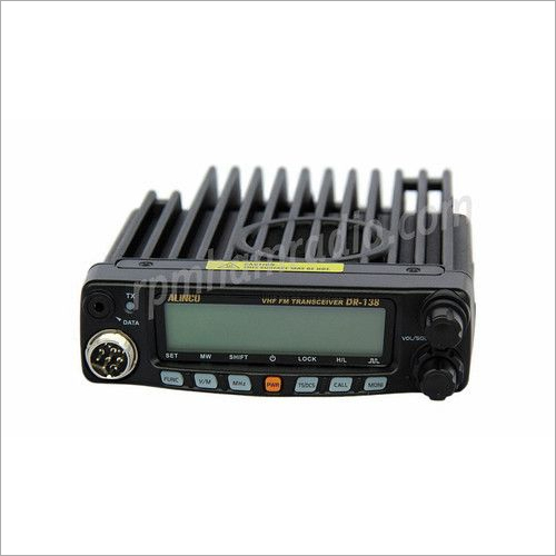 Alinco DR-138 VHF Mobile Radio