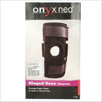 Hinged Knee Supporter