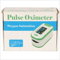 Oxygen Saturation Pulse Oximeter