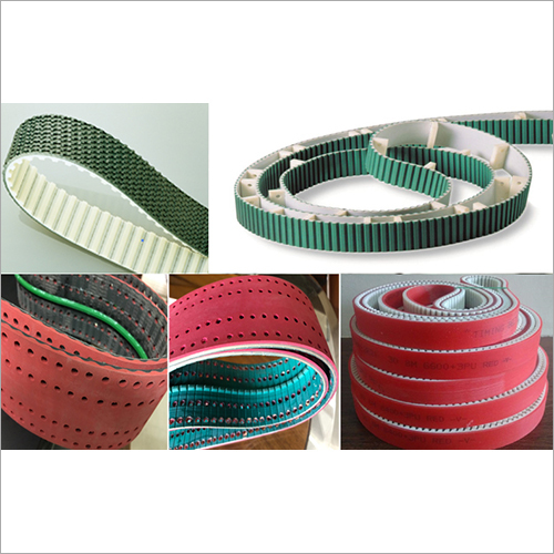 PU Timing Coated Belt