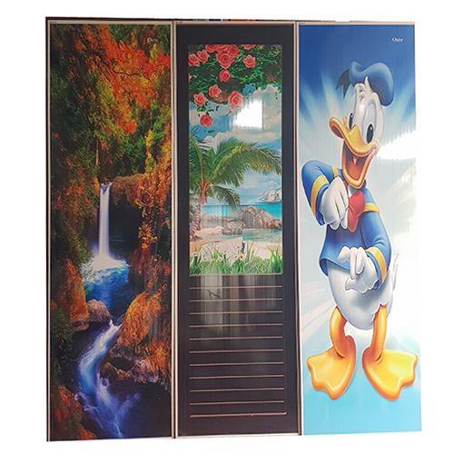 PVC Digital Printed Door