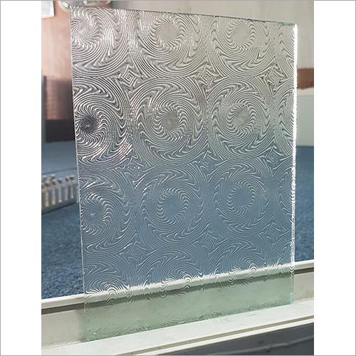 Embossed Window Glass