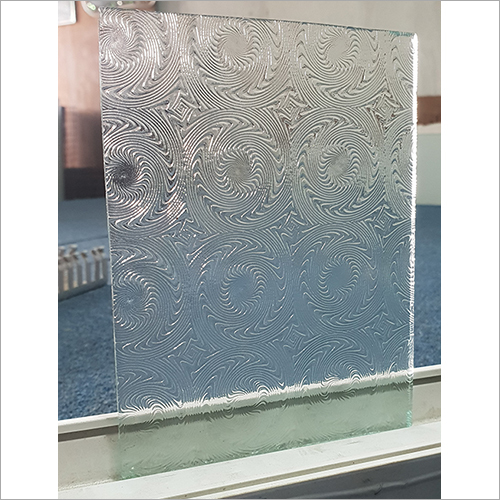 Embossed Window Glass