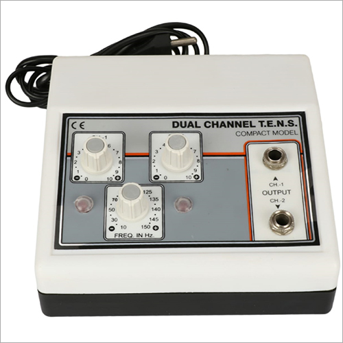 Dual Channel TENS Machine
