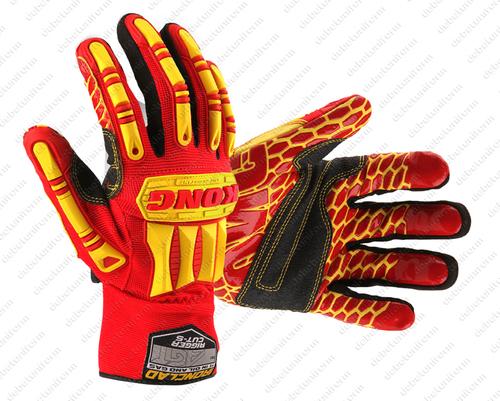 Kong Impact Gloves Rigger Grip 5