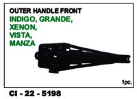 Outer Handle Front Indigo, Grande, Xenon, Vista, Manza Lh/Rh