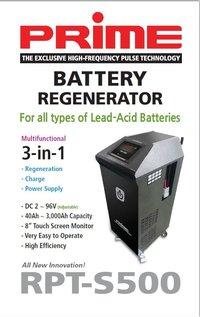 RPT-S500 PRIME Battery Regenerator (3-in-1)