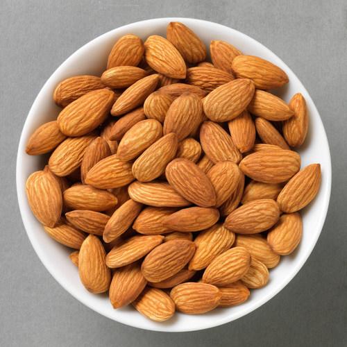 Spicy Monk California Almonds, Organic Badam
