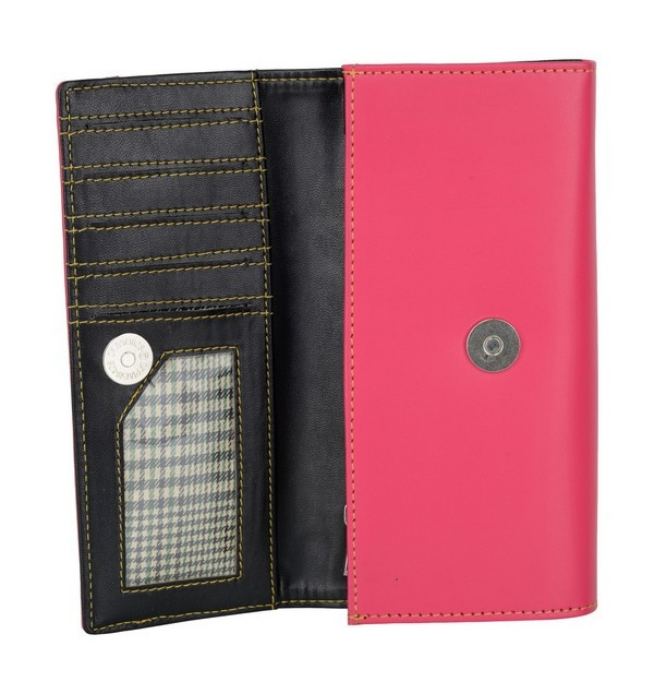 PU Leather Ladies Wallet