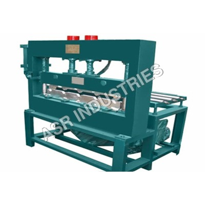 Sheet Crimping Machine