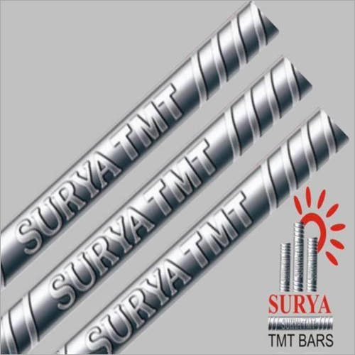Surya Mild Steel TMT Bar