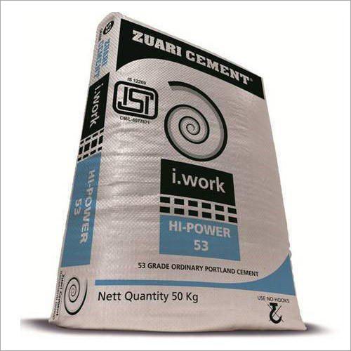 53 Grade Ordinary Portland Cement