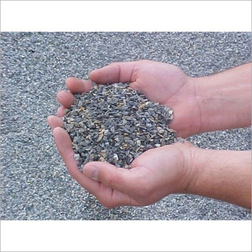 6 MM Crushed Stone Aggregate