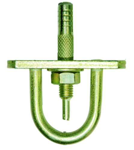 MS Hook With Single Anchor Fastener