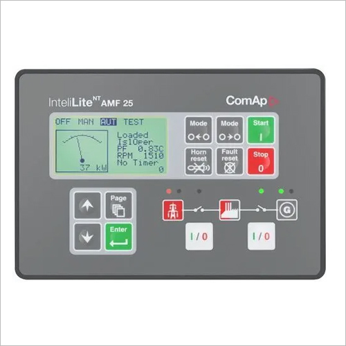 ComAp Gen-set and Engine Controllers