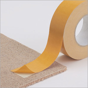 Brown Double Side Cloth Tape