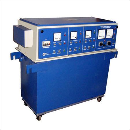 Oil Cooled Digital Servo Voltage Stabilizer