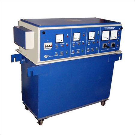 Oil Cooled Digital Servo Voltage Stabilizer