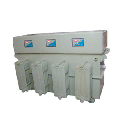 Oil Cooled Analog Servo Voltage Stabilizer