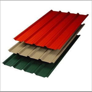 Stainless Steel Color Coated Roofing Sheet