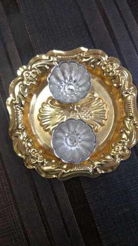 Haldi Kum Kum with Plate
