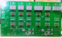 6 Gas Analog Card