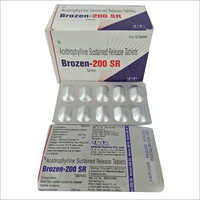 Acebrophyline Sustained Release Tablets