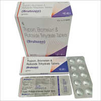 Trypsin Bromelain Tablets