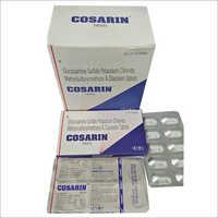 Glucosamine Sulfate Potassium Chloride, Methylsulfonymethane & Diacerein Tablets