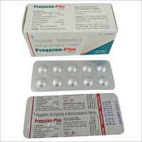 Pregabalin, Nortriptyline & Methylcobalamin Tablets