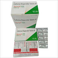 Cefixime dispersible Tablets