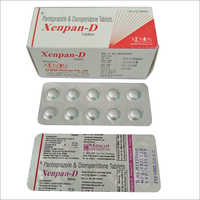 Patoprazole And Domperidone Tablets