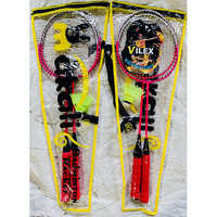 Vilex Gift Set Badminton Rackets