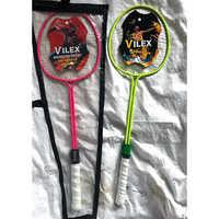 Double Shaft Badminton Rackets