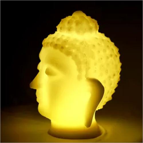 Decorative Led Wax Buddha statue