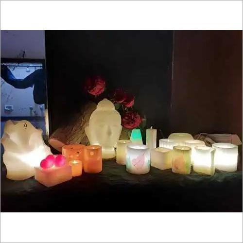 Smokeless LED Candles